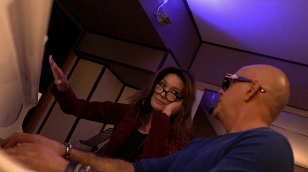 """Carla Bruni é uma das convidadas de Pedro Abrunhosa em """"Espiritual"""""""
