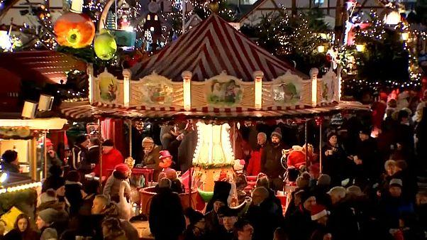 Mercados de Natal são tradição na Alemanha