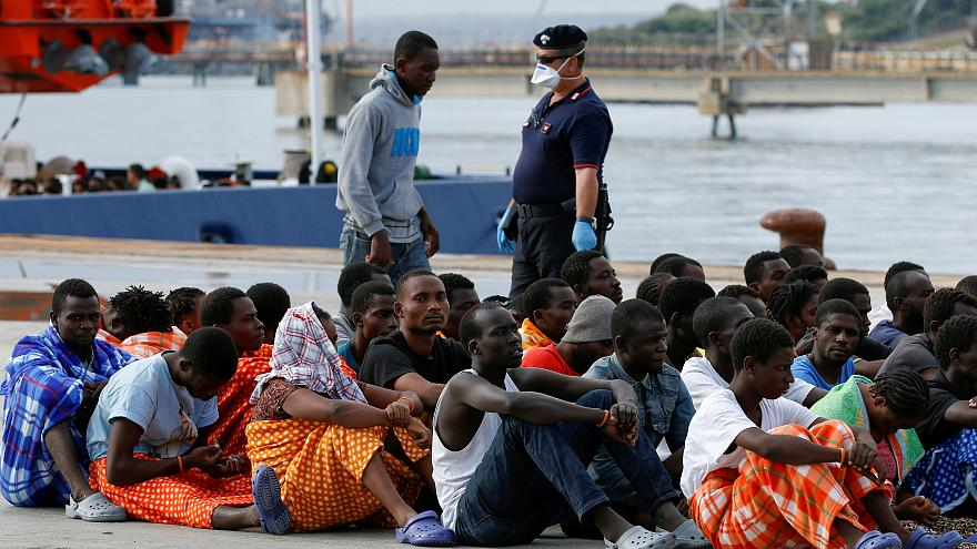 Italy's new security decree clamps down on immigration