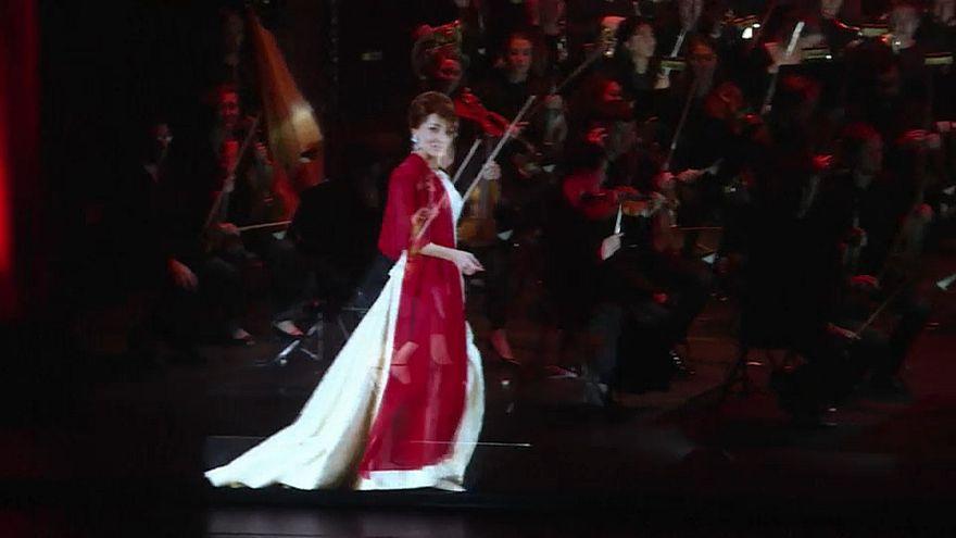 """Auferstanden aus Licht - die Callas """"live"""" auf der Bühne"""