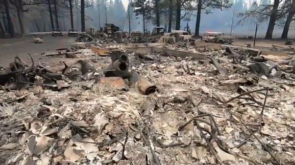 California renace de sus cenizas tras sufrir 'su' peor incendio