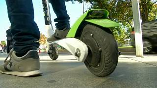 España pondrá límites al patinete eléctrico