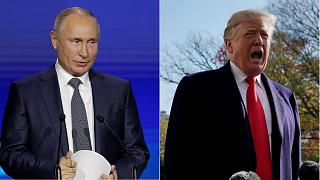 Trump cancels meeting with Putin over seized Ukraine ships and sailors