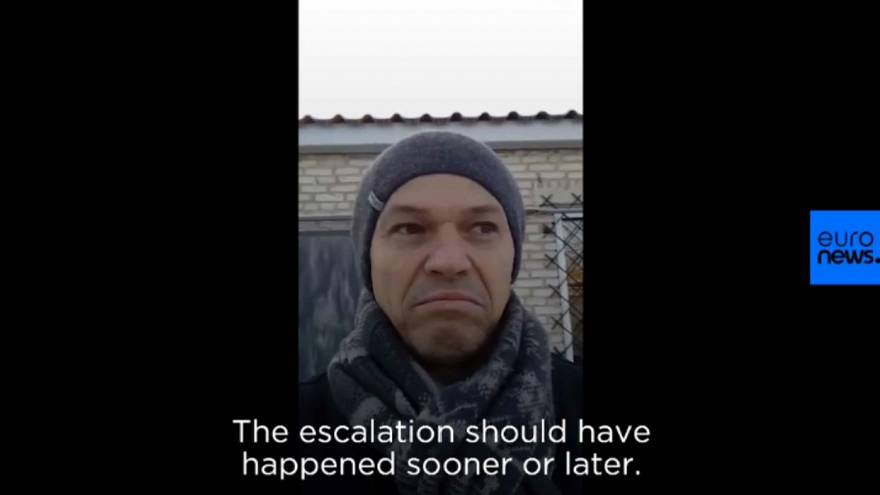 What do Ukrainians think of Russian tensions? | All Voices