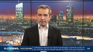 Euronews Soir du jeudi 29 novembre 2018