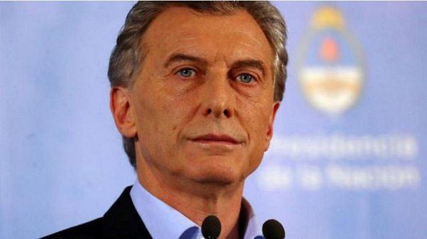 رئيس الأرجنتين: قمة العشرين قد تناقش الإتهامات الموجهة ضد بن سلمان