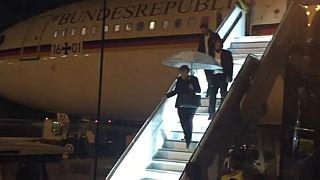 Merkel chega atrasada ao G20