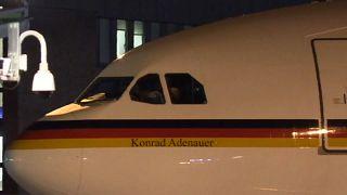 Ангела Меркель опаздывает на саммит G20