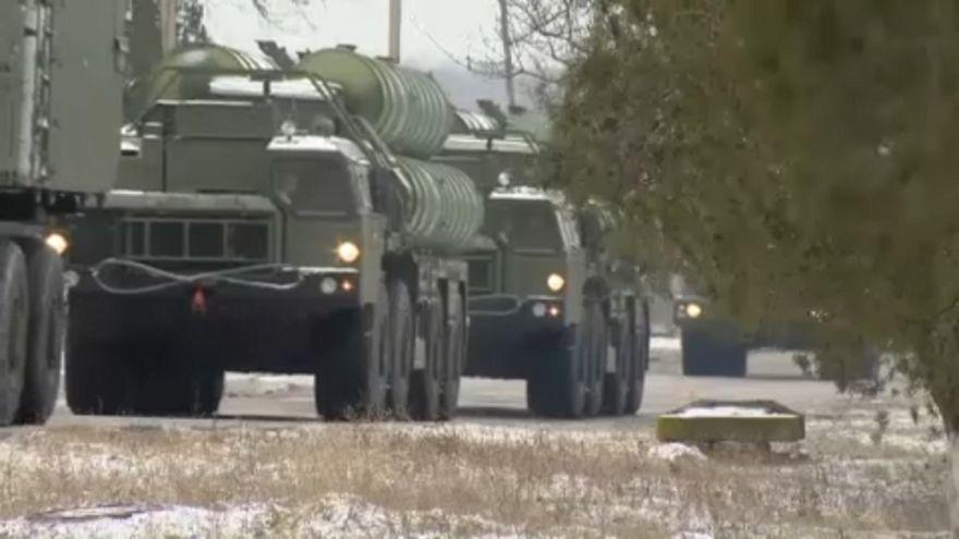 Η Μόσχα ενισχύει την στρατιωτική της παρουσία στην Κριμαία