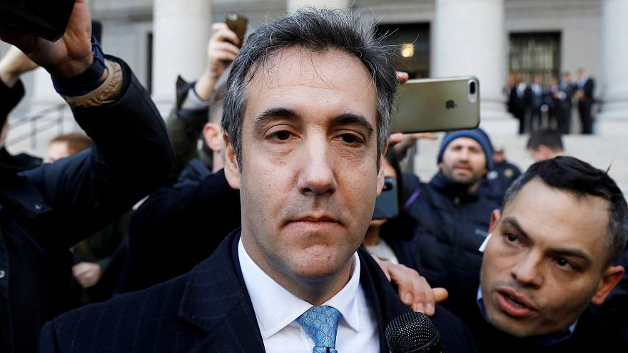 Ex-Trump lawyer Michael Cohen sentenced to three years in prison