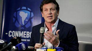Şiddet olayları nedeniyle ertelenen Güney Amerika'nın 'Şampiyonlar Ligi' finali Avrupa'da