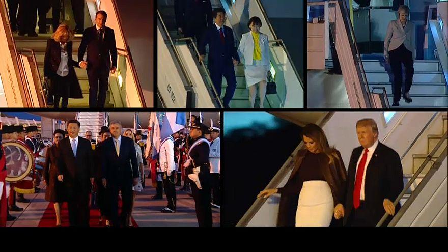 Cruce de conflictos y guerras comerciales en la cumbre del G20