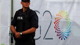 Αργεντινή: Όλα έτοιμα για τη Σύνοδο Κορυφής των G20