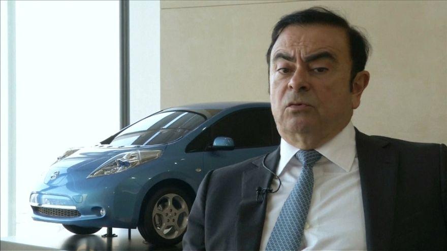 Nissan'ın eski CEO'su Ghosn'un gözaltı süresi uzatıldı