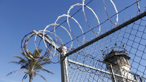Hapishaneden toplu firar: 113 mahkum kayıplara karıştı
