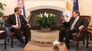 Δεύτερη Διακυβερνητική Σύνοδος Κύπρου - Σερβίας στη Λευκωσία