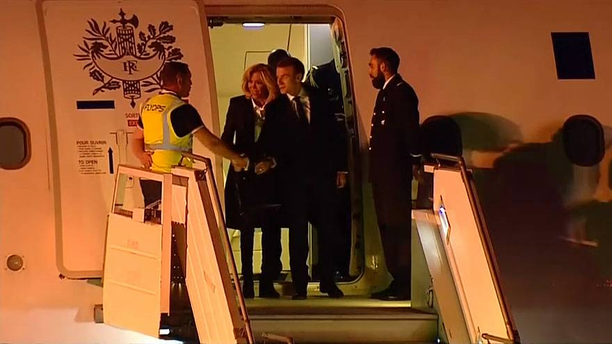 Αργεντινή: Τον Μακρον υποδέχθηκαν τα... 'κίτρινα γιλέκα'! - ΒΙΝΤΕΟ