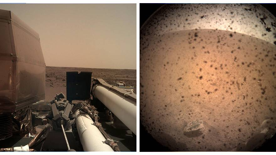 Το InSight συνεχίζει να τραβάει φωτογραφίες του 'Αρη
