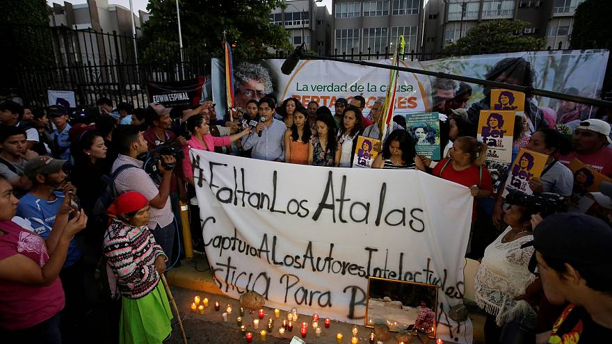 Siete condenados por el asesinato de la líder indígena Berta Cáceres