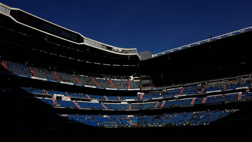 Madrid to stage postponed South America's Copa Libertadores final