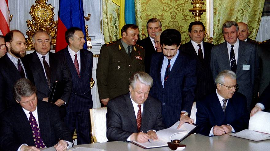 Rusya-Ukrayna geriliminde gündeme gelen 1994 Protokolleri'nde ne var?