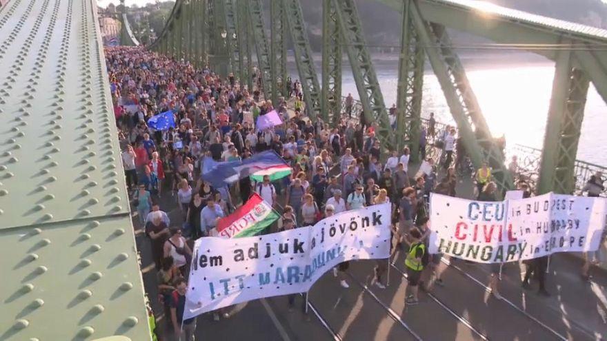 L'université Soros prête à quitter Budapest