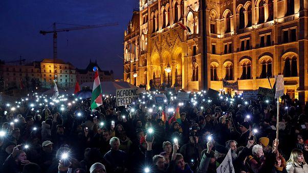 El tiempo se acaba para la Universidad de Soros en Budapest