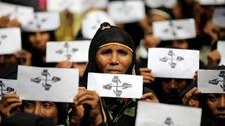 تقرير حقوقي لدى الخارجية الأمريكية يؤكد أن الروهينغا ضحايا إبادة جماعية