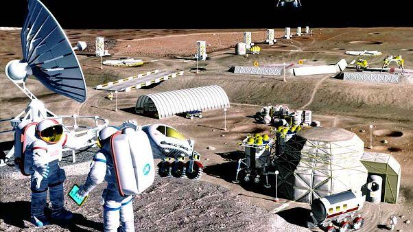 NASA ilk Ay görevi için 2019'u işaret etti