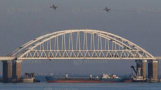 Украина: россиянам въезд заказан