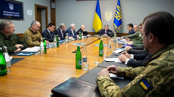 Ukrajna lezárta határát az orosz férfiak előtt