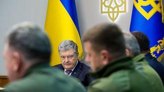 Silah tutacak Rus erkeklerin Ukrayna'ya girişine yasak