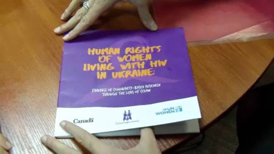 Rebrote del sida en Ucrania