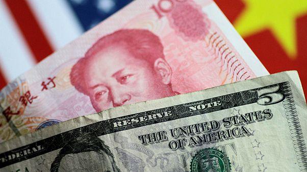 جنگ تجاری چین و آمریکا