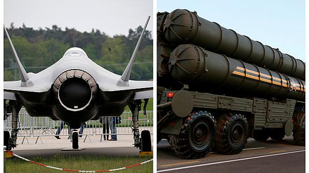 Επιλέξτε: F-35 ή S-400;