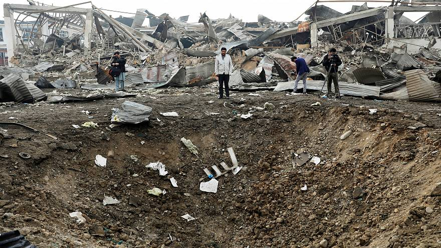 'ABD'nin hava saldırısında aralarında çocukların da olduğu 23 sivil öldürüldü'