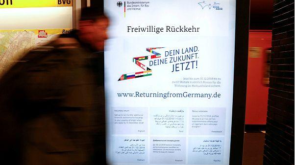 نامه کارآفرینان به دولت آلمان: کارزار بازگشت داوطلبانه «نفرت پراکن» است