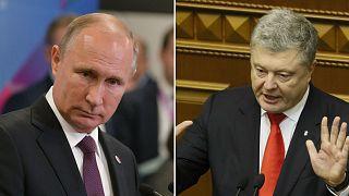 Russia-Ukraine tensions mount