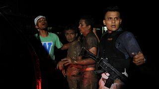 Toplu firara amansız takip: 113 mahkumdan 26'sı yakalandı