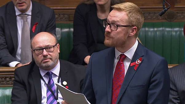 Día Mundial Contra el Sida: un diputado británico se declara seropositivo ante sus señorías