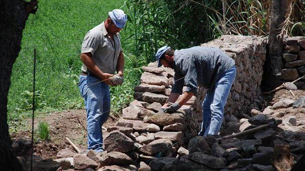 Η τέχνη της ξερολιθιάς στον Κατάλογο Άυλης Πολιτιστικής Κληρονομιάς της UNESCO