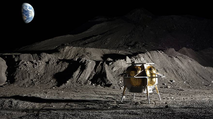 NASA looks to private companies for deliveries to the moon