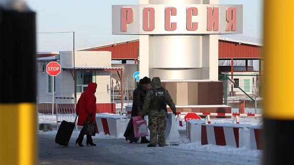 Запрет на въезд россиян на Украину: реакция соцсетей