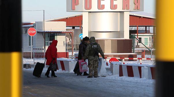 Familias rotas por la tensión entre Rusia y Ucrania