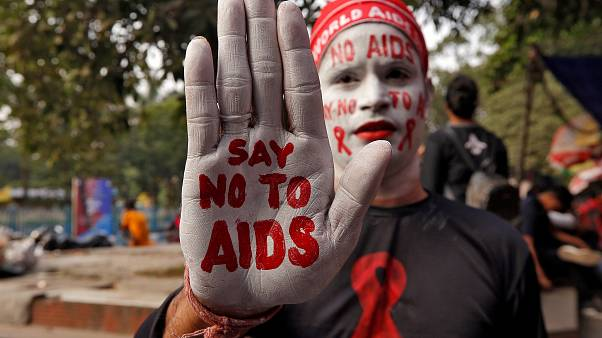 HIV is on the rise in Europe, WHO report finds