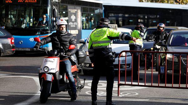Plano antipoluição de Madrid supera expetativas
