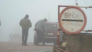 Ukraine verweigert russischen Männern die Einreise