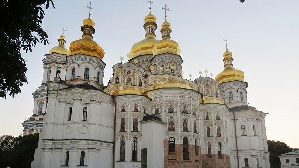 Обыски в доме митрополита Павла