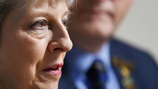 PM Theresa May said she will meet with the Saudi crown prince at G20