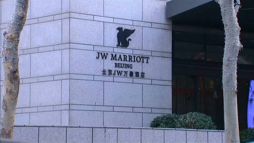 Masivo robo de información a la cadena hotelera Marriott